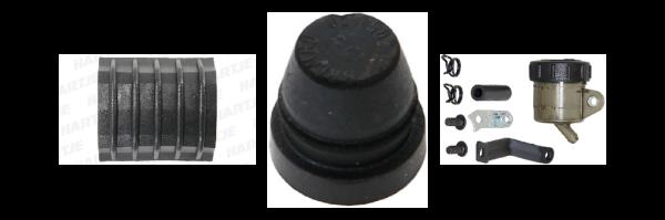 Zylinder / Sattel
