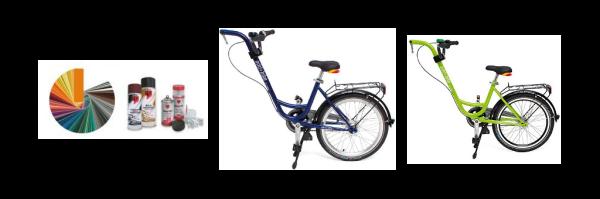 Trailer-Bikes