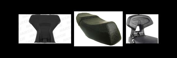 Sitzbänke / Sättel