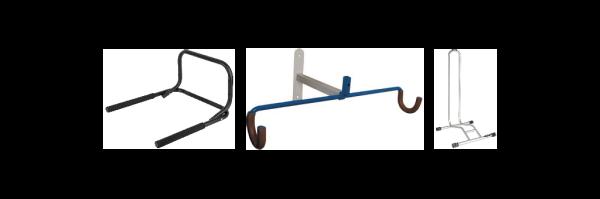 Fahrradhalter / Abstell- und Ausstellungsständer