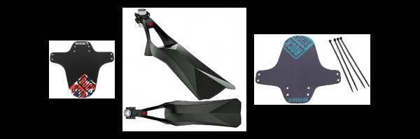 Steckradschützer und Ersatz