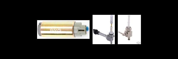 Benzinhahn / -pumpe