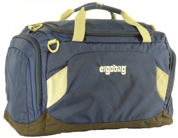 ErgobagSporttasche Schlaubär blau