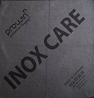 ProWin Edelstahl Reinigungstuch Inox Care 32x32cm...
