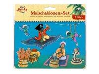 Spiegelburg Malschablonen-Set Captn Sharky