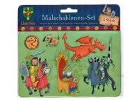 Spiegelburg Malschablonen-Set Vincelot