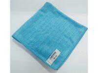 proWIN Bad Juwel 40x40cm blau Badtuch Duschtuch