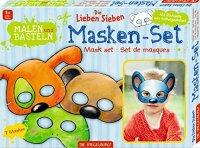 Spiegelburg Masken-Set Die Lieben Sieben