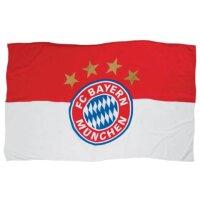 FC Bayern München Fahne Logo 150x100