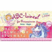 ABC-Lineal Prinzessin Lillifee