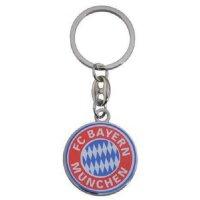 FC Bayern München Schlüsselanhänger Logo