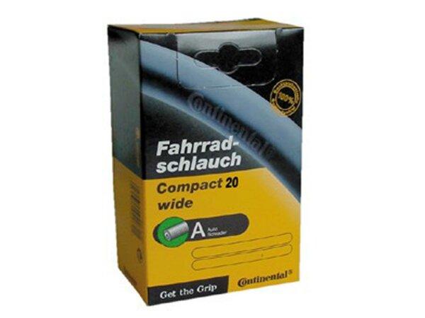 "schlauch conti compact 20 wide 20x1.90/2.125"" 50/62-406 av"