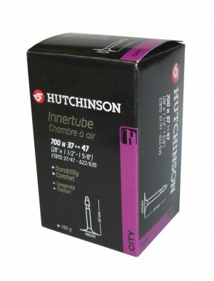 """schlauch hutchinson standard 16"""" 16 x 1.70/2.35  franz.-ventil 32 mm"""