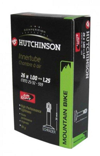 "schlauch hutchinson air light 28"" 28"" 700x20-25c,franz. ventil 48 mm"
