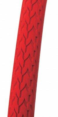 reifen duro fixie pops 700x24c, faltbar red dragg´n/rot