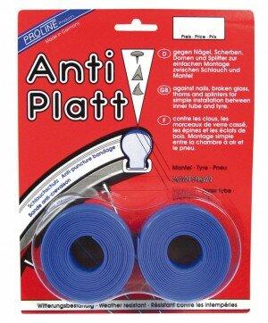 einlegeband anti-platt per paar 32/35-622 blau 31 mm