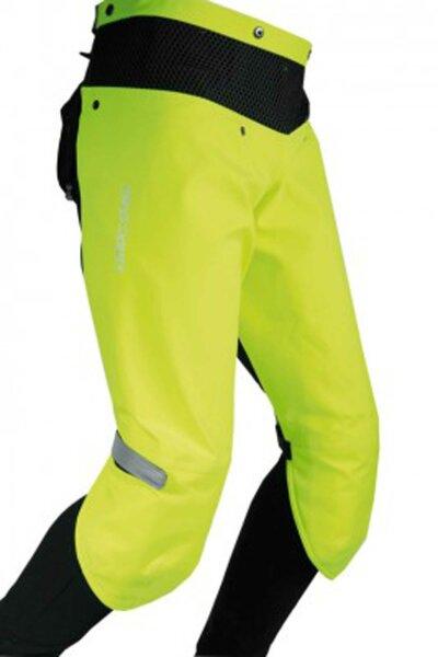 regenschutz rainlegs gelb gr.xl