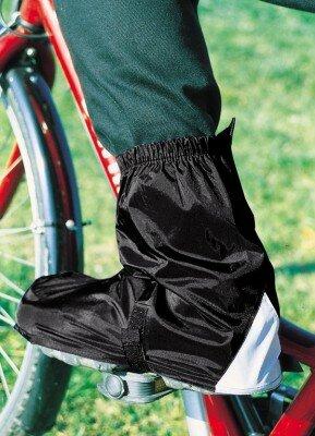 fahrradgamaschen hock gamas schwarz gr.s= 38-38,5  knielang