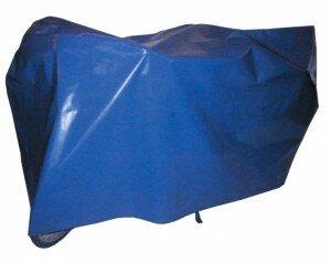 fahrrad-faltgarage 180 x 100cm, blau