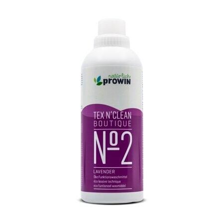 Prowin Funktions-Waschmittel 750ml Lavender Tex n clean