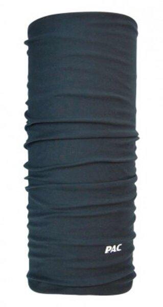 halstuch p.a.c. original aus microfaser total black 8810-027