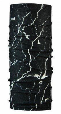 halstuch p.a.c. original aus microfaser flash dark black 8810-175