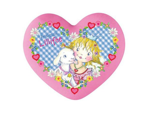 Spiegelburg Radierer Herz Prinzessin Lillifee