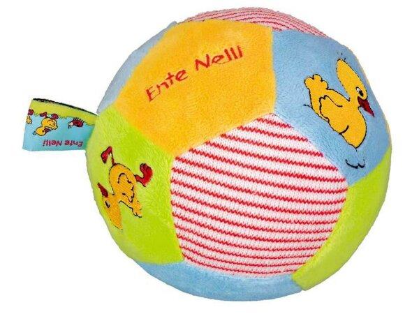 Spiegelburg Spielball Ente Nelli (Plüsch)