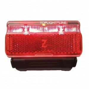 Batterie-Diodenrücklicht Toplight Line permanent mit Standlicht, 50mm