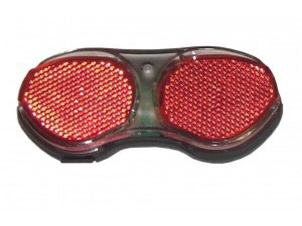 standrücklicht piccadilly mit led f. gepäckträger,m.standlicht+kondensator