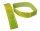 hosenband-signalfarbe m. klettverschluss per paar, leuchtgelb
