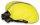 Rucksackhülle mit Reflexstreifen neongelb, reflektierend