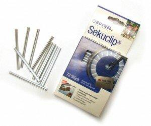 Radspeichenreflektoren Sekuclip Compact Set (72 Stück), für VR & HR