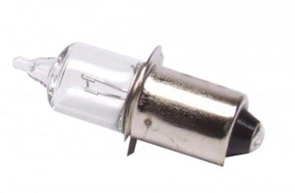 Birne 3,7V/0,3A Stecksockel für Taschenlampe