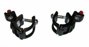 matchmaker x avid befestigungsschelle schwarz für brems-schalthebel per paar