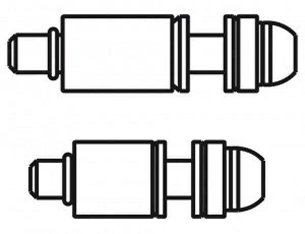 schrauben-kit avid 10 s pm f. vr 170mm cps & standard, stahl