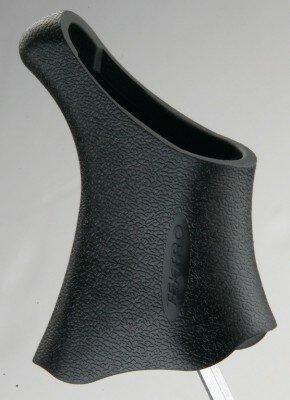 gummiprotektor für bremshebel tektro schwarz, paarweise, für rl 520