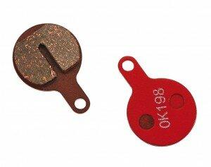 bremsbelag tektro l10.11 für lyra, organisch