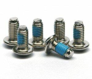 ersatzschrauben für niro bremsscheibe packung mit 6 stück
