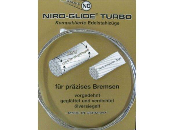 bremsinnenzug-edelstahl mit birnennippel 800mm, ø 1,5mm, einzelverpackt