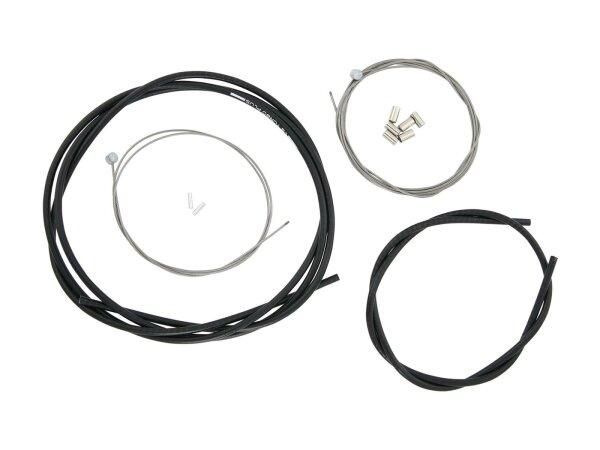 """FASI MTB/Trekking Niro-Glide Bremsset """"Turbo Plus"""" SB-verpackt , Salzresistent und schmutzabweisend, Komplettset für vor"""