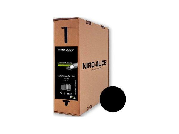bremsaussenhülle turbo plus schwarz,m. innenliner, box a 30 m