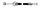 vr bremszug mit aussenhülle 830/700mm, mit quer-/birnennippel