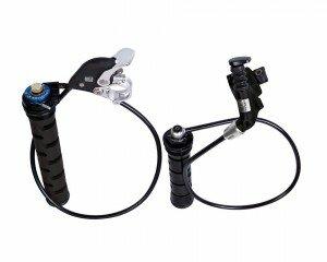 rockshox remote upgrade kit recon silver - turnkey