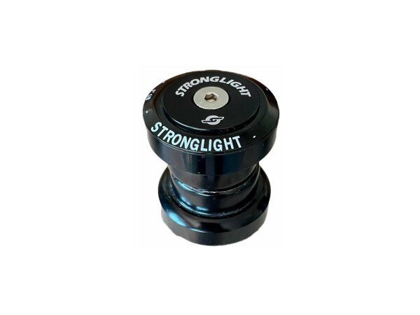 steuersatz stronglight o´light steel 1 1/8-1 1/18   schwarz