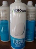 proWin Klarspüler 1 Liter Boutique No.3...