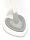 proWIN Toilettenbürste V7 weiss/grau  Herzilein Klobürste Cleaner