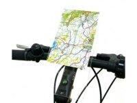 Radwanderkarten-Halter Mini-Map II Lenkerbefestigung,...