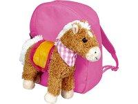 Spiegelburg Rucksack mit Pony abnehmbar! Mein kleiner...