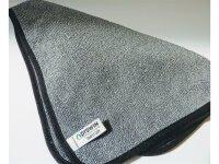 Prowin Simply Dry grau, 40x40cm, Trocknungstuch Handtuch